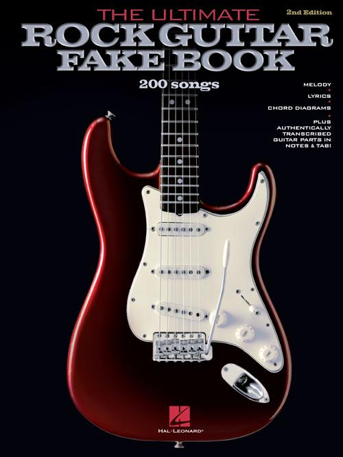 00240070 fake book the ultimate rock guitar fake book tab 2nd edition. Black Bedroom Furniture Sets. Home Design Ideas