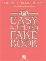 00118752 EZ Fake Book: THE EASY 4-CHORD FAKE BOOK