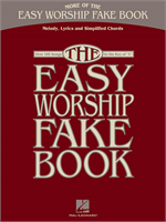 00240362 EZ Fake Book: More of The EASY WORSHIP FAKE BOOK