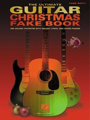 Fake Book<br>The Ultimate Guitar Christmas Fake Book
